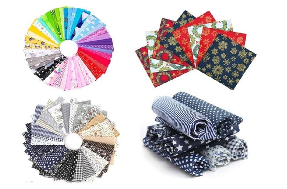 Stoffpakete – die bunte Vielfalt zum Sticken und Nähen